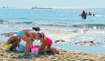 Vacanza per famiglie a Jesolo